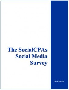 CPA social media survey