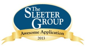 Sleeter Awesome Application Award 2013 goes to Cloud9 Again!