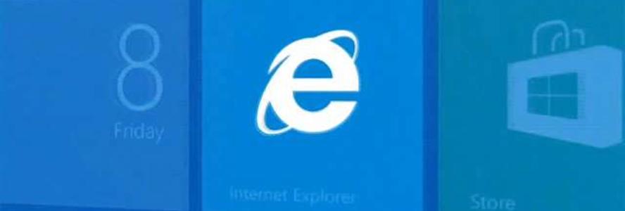 Internet Explorer security alert