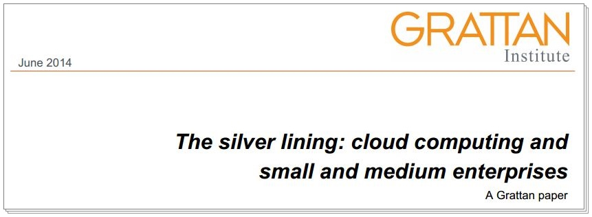SME Cloud Computing – The Silver Lining